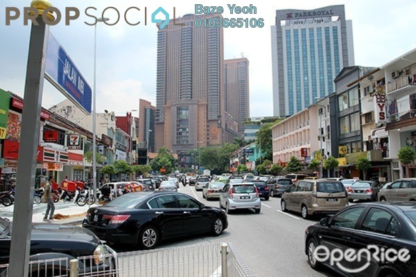 For Rent Shop at Jalan Imbi, Bukit Bintang Freehold Fully Furnished 0R/0B 25k