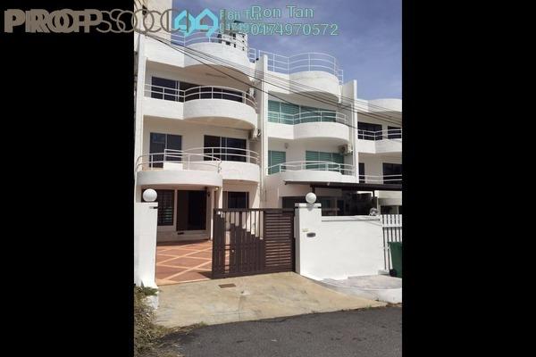 For Sale Terrace at Mount Pleasure, Batu Ferringhi Freehold Unfurnished 4R/3B 1.5m