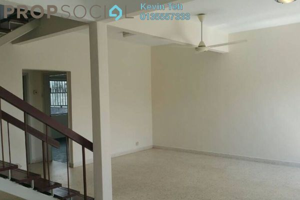 For Rent Terrace at Federal Hill, Bangsar Freehold Semi Furnished 3R/3B 2.5k