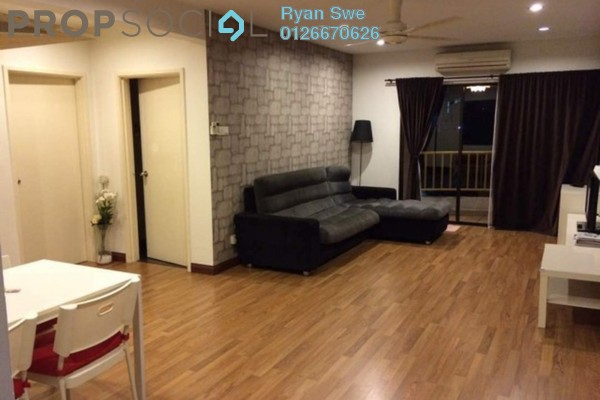 For Sale Condominium at Sri Putramas I, Dutamas Freehold Fully Furnished 3R/2B 490k