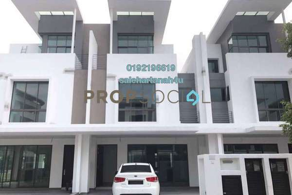 For Sale Terrace at Lake Point Residence, Cyberjaya Freehold Unfurnished 5R/5B 1.1m