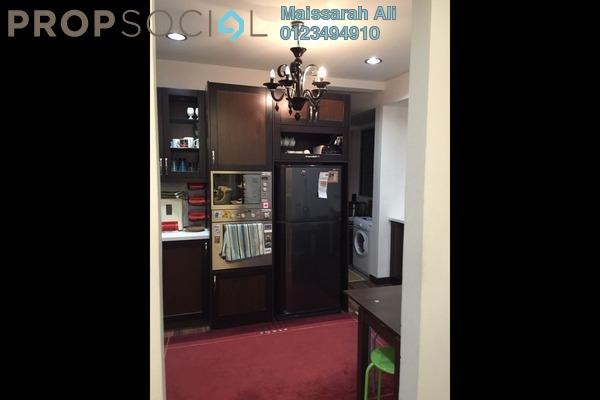 For Sale Condominium at 3 Residen, Melawati Freehold Semi Furnished 3R/2B 640k