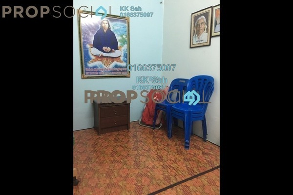 For Sale Terrace at Taman Maznah, Klang Freehold Semi Furnished 3R/2B 298k