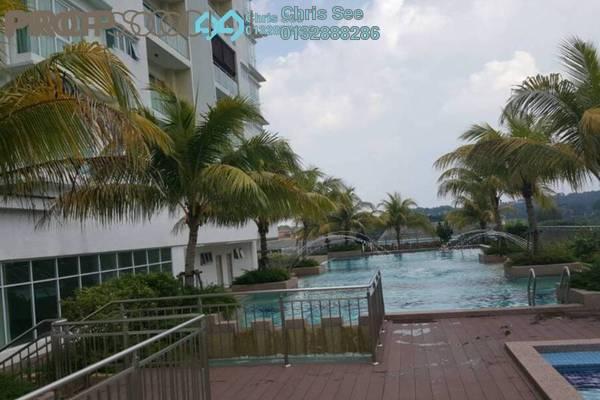 For Sale Condominium at Medalla Serviced Suites, Ara Damansara Freehold Semi Furnished 1R/1B 568k