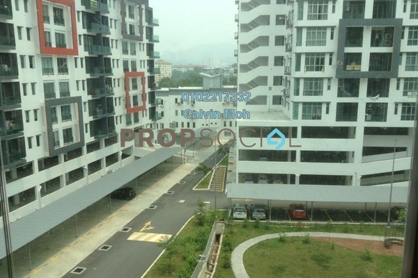 For Sale Condominium at Mahkota Garden Condominium, Bandar Mahkota Cheras Freehold Unfurnished 3R/2B 440k