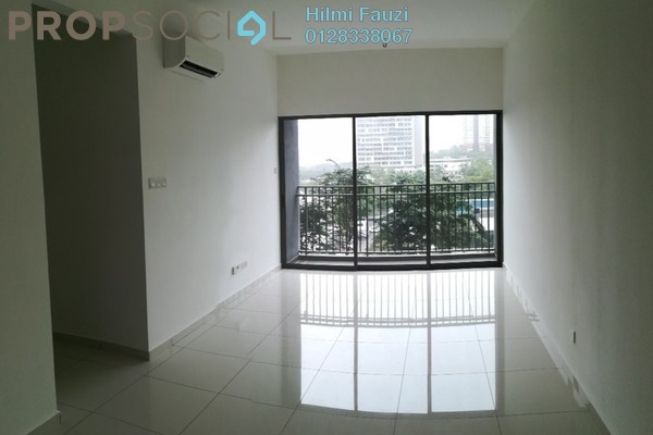 For Sale Serviced Residence at Seasons Garden Residences, Wangsa Maju Freehold Semi Furnished 3R/2B 580k