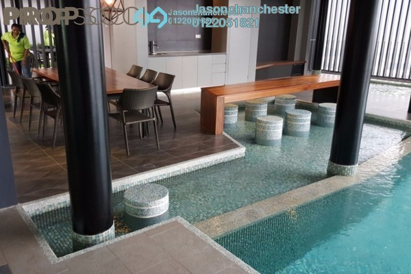 For Sale Condominium at The Leafz, Sungai Besi Freehold Semi Furnished 3R/2B 875k