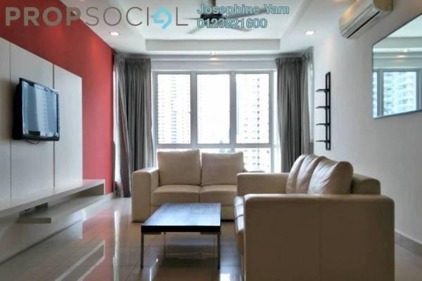 For Rent Condominium at Aston Kiara 3, Mont Kiara Freehold Fully Furnished 3R/3B 2.5k