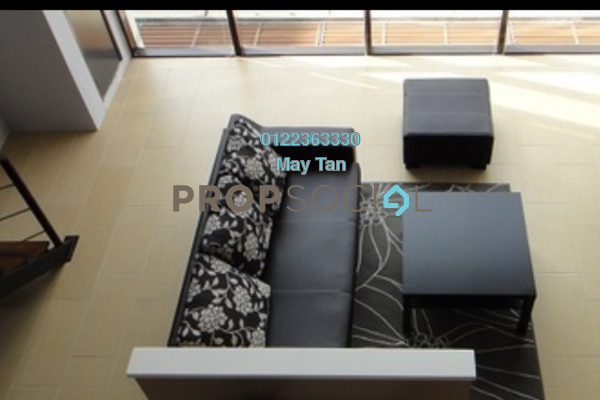 For Sale SoHo/Studio at Empire Subang, Subang Jaya Freehold Fully Furnished 1R/2B 600k