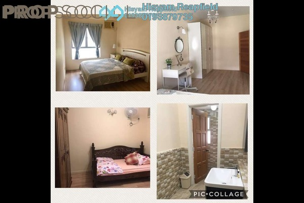 For Rent Duplex at Seri Maya, Setiawangsa Freehold Fully Furnished 4R/2B 4k