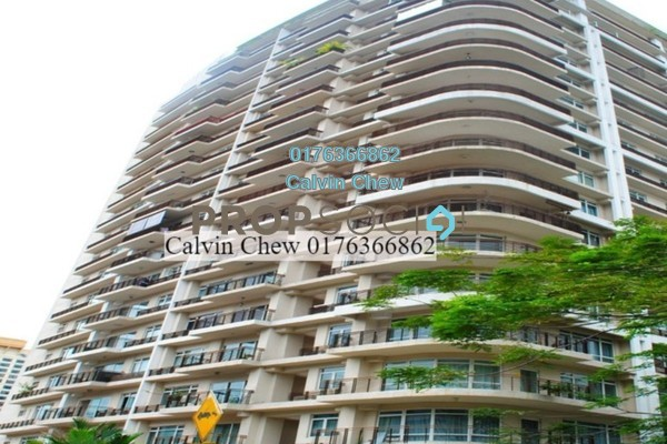 For Sale Serviced Residence at 38 Bidara, Bukit Ceylon Freehold Unfurnished 2R/2B 462k