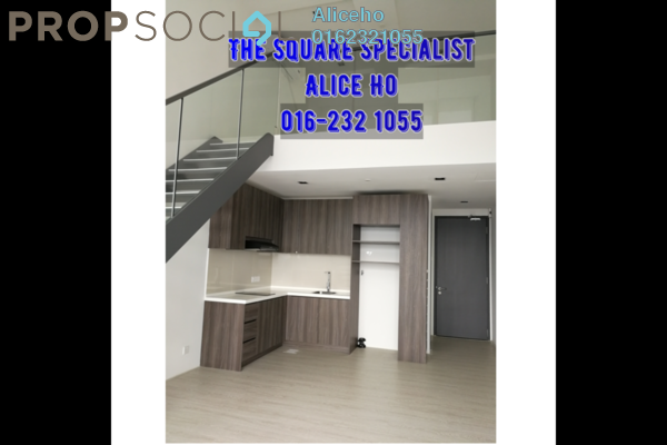 For Rent Serviced Residence at One City, UEP Subang Jaya Freehold Semi Furnished 1R/1B 1.4k