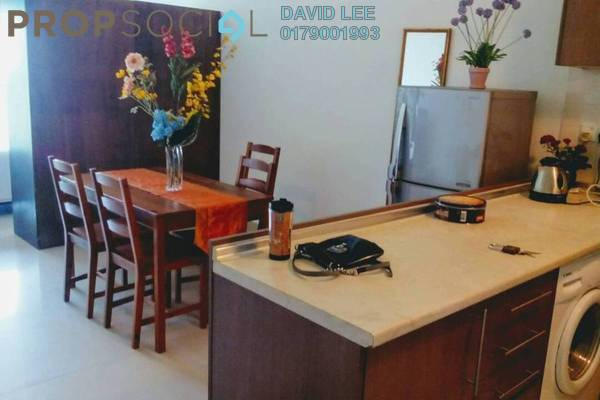 For Rent Serviced Residence at Windsor Tower, Sri Hartamas Freehold Fully Furnished 0R/1B 1.7k