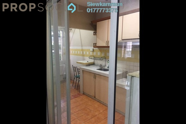 For Rent Apartment at SD Tiara Apartment, Bandar Sri Damansara Freehold Semi Furnished 3R/2B 1.1k