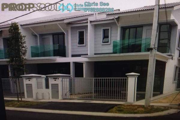 For Sale Terrace at Saujana Rawang, Rawang Freehold Unfurnished 4R/3B 580k
