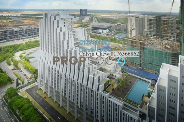 For Sale SoHo/Studio at Paragon, Cyberjaya Freehold Unfurnished 1R/1B 324k
