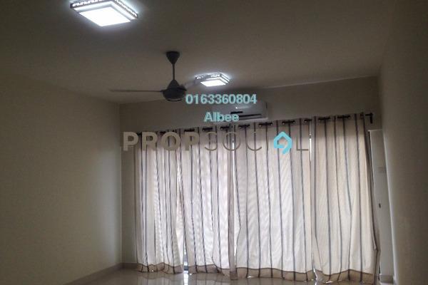For Rent Condominium at Setia Walk, Pusat Bandar Puchong Freehold Semi Furnished 2R/1B 1.6k