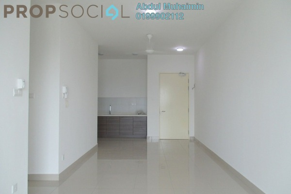 For Rent Serviced Residence at Mercury Serviced Apartment @ Sentul Village, Sentul Freehold Semi Furnished 3R/2B 1.5k
