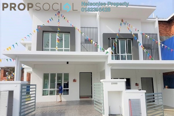 For Sale Terrace at S1 Residences, Semenyih Freehold Unfurnished 4R/1B 529k