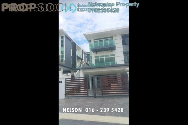 For Sale Semi-Detached at Wira Heights, Bandar Sungai Long Freehold Semi Furnished 5R/6B 1.77m