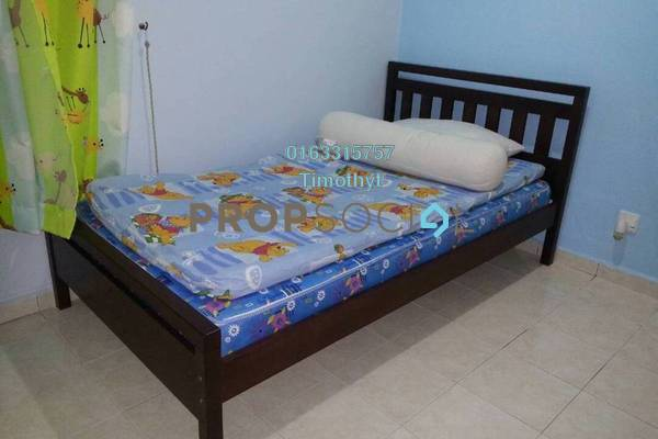 For Rent Condominium at Damai Mewah B Apartment, Kajang Freehold Fully Furnished 3R/2B 1k