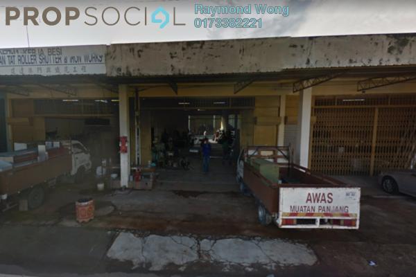 For Sale Factory at Bukit Kemuning Industrial Park, Kota Kemuning Freehold Unfurnished 0R/2B 530k