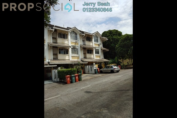 For Sale Townhouse at Precinct 16, Putrajaya Freehold Unfurnished 3R/3B 450k