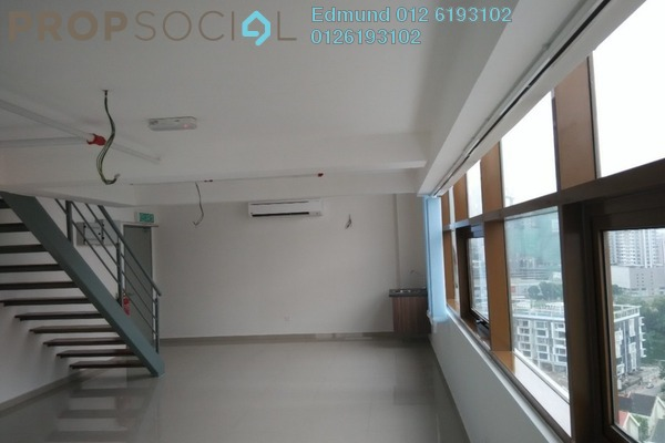 For Sale SoHo/Studio at Pinnacle, Kelana Jaya Freehold Semi Furnished 0R/0B 660k