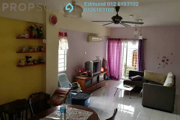 For Sale Condominium at Pelangi Damansara, Bandar Utama Freehold Fully Furnished 3R/2B 530k