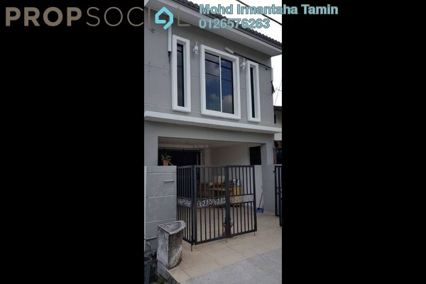 For Sale Terrace at Taman Puchong Perdana, Puchong Freehold Semi Furnished 4R/4B 450k