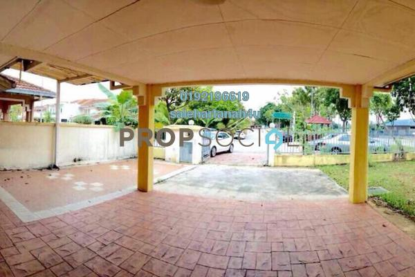 For Sale Terrace at Cahaya Alam, Shah Alam Freehold Semi Furnished 4R/3B 920k