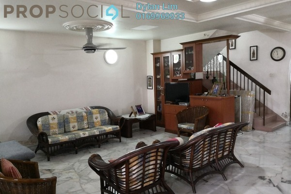 For Sale Terrace at Taman Bayu Perdana, Klang Freehold Unfurnished 4R/3B 550k