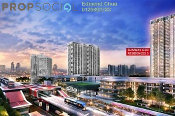 For Rent Shop at Sunway GEO Retail, Bandar Sunway Freehold Unfurnished 0R/0B 5k