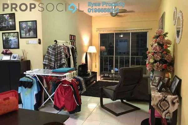 For Sale Condominium at Juta Mines, Seri Kembangan Freehold Unfurnished 3R/2B 285k