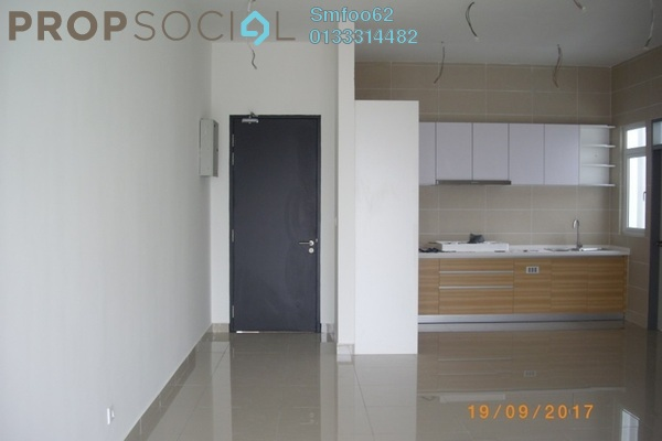 For Rent Condominium at Vue Residences, Titiwangsa Freehold Semi Furnished 3R/2B 2.7k