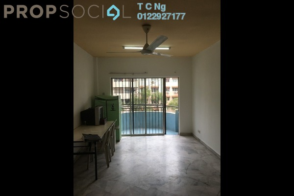 For Rent Apartment at Palm Terrace, Bandar Kinrara Freehold Semi Furnished 3R/2B 850translationmissing:en.pricing.unit