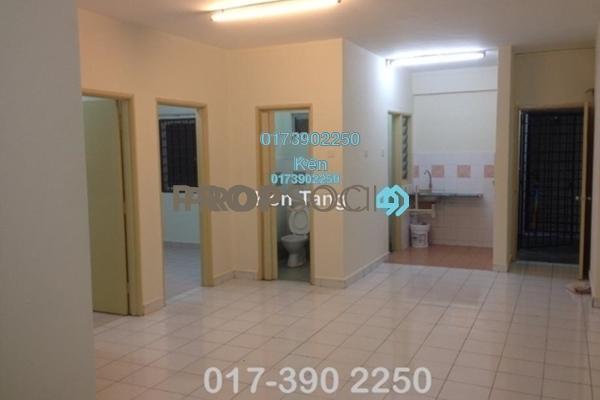For Rent Condominium at Danau Murni, Taman Desa Freehold Semi Furnished 3R/2B 1.1k