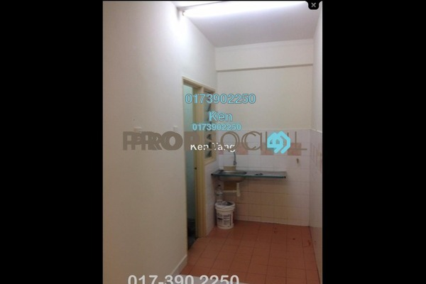 For Sale Condominium at Danau Murni, Taman Desa Freehold Unfurnished 3R/2B 300k