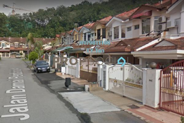 For Sale Terrace at Damai Perdana, Bandar Damai Perdana Freehold Semi Furnished 4R/3B 599k