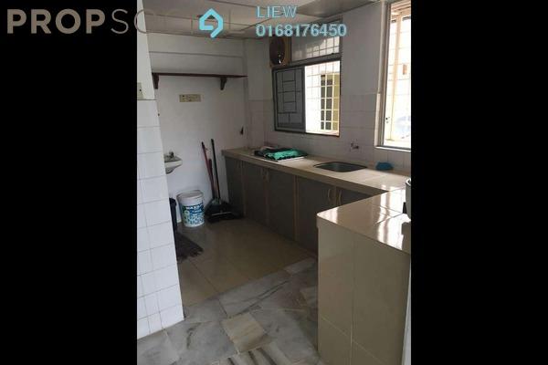 For Sale Apartment at Iris Apartment, Taman Desa Freehold Semi Furnished 2R/1B 230k