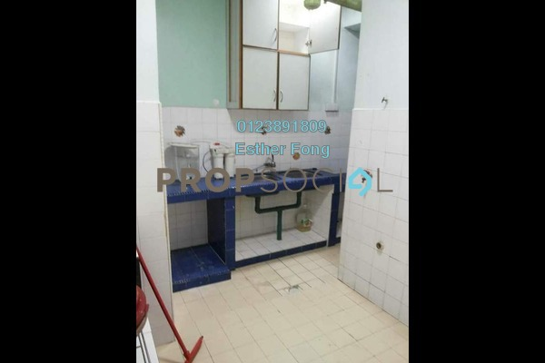 For Rent Apartment at Taman Pusat Kepong, Kepong Freehold Semi Furnished 3R/2B 850translationmissing:en.pricing.unit