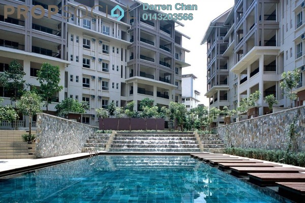 For Rent Condominium at Seri Maya, Setiawangsa Freehold Fully Furnished 3R/2B 1.5k