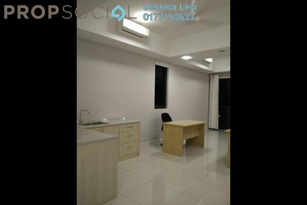 For Rent SoHo/Studio at Icon City, Petaling Jaya Freehold Fully Furnished 1R/1B 1.4k