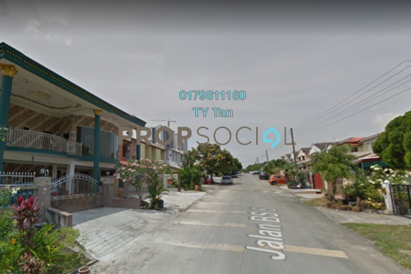 For Sale Terrace at Taman Bukit Serdang, Seri Kembangan Freehold Semi Furnished 4R/3B 850k