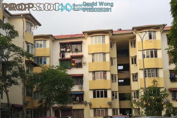 For Sale Apartment at Bandar Teknologi Kajang, Semenyih Freehold Unfurnished 3R/2B 180k