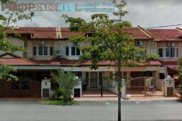 For Sale Terrace at Taman Anggerik Villa, Kajang Freehold Semi Furnished 5R/3B 800k