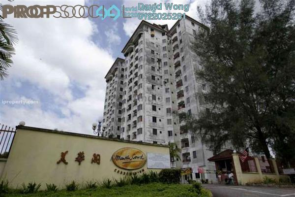 For Rent Condominium at Mewah Court, Kajang Freehold Semi Furnished 3R/2B 1.2k