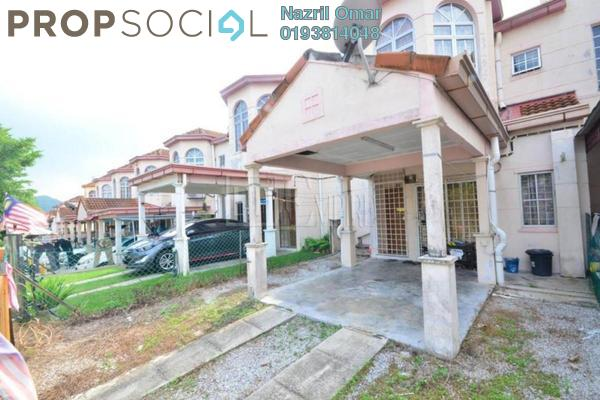 For Sale Terrace at Bandar Puncak Alam, Kuala Selangor Freehold Unfurnished 4R/3B 310k
