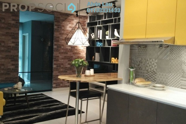For Sale Serviced Residence at Ampang Jaya, Ampang Freehold Fully Furnished 1R/1B 299k