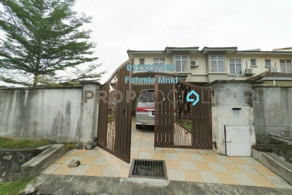 For Sale Terrace at Taman Lestari Putra, Bandar Putra Permai Freehold Semi Furnished 4R/3B 675k